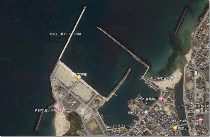 都志港MAP